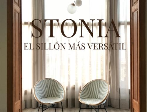Stonia: el sillón más versátil