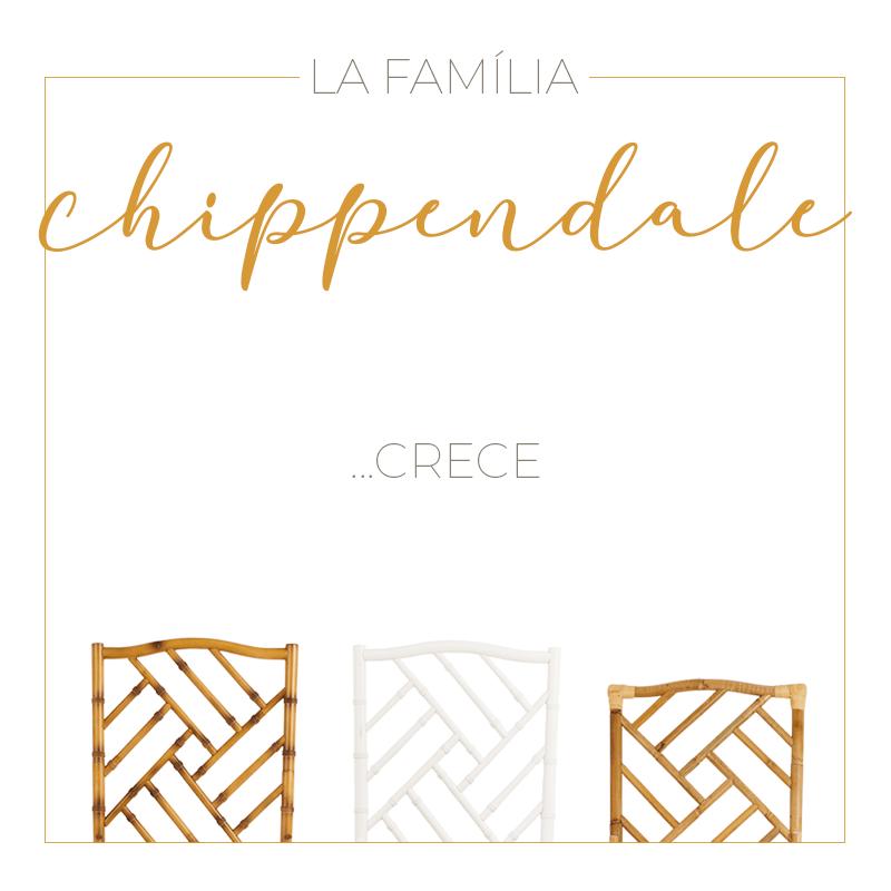 La familia Chippendale crece