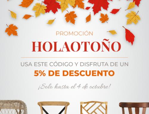 Promoción HOLAOTOÑO