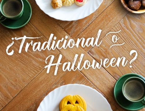 ¿Tradicionales o Halloween?
