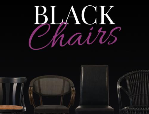 Black… chairs 😉