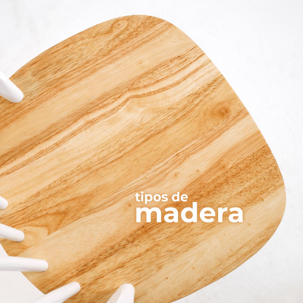 Tipos de madera by Bambó Blau