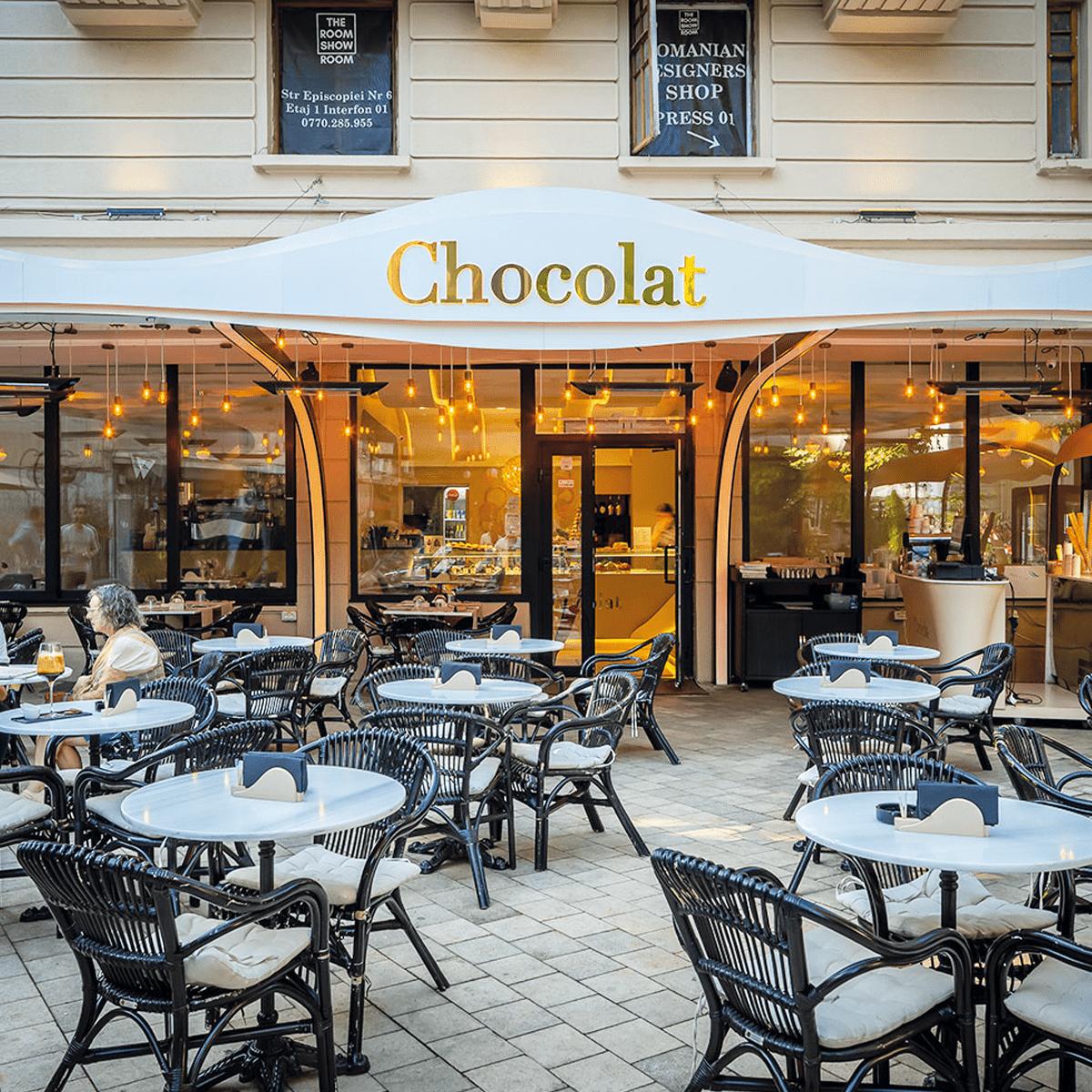 Chocolat by Bambó Blau