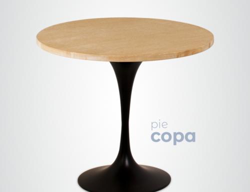 Pie de mesa Copa
