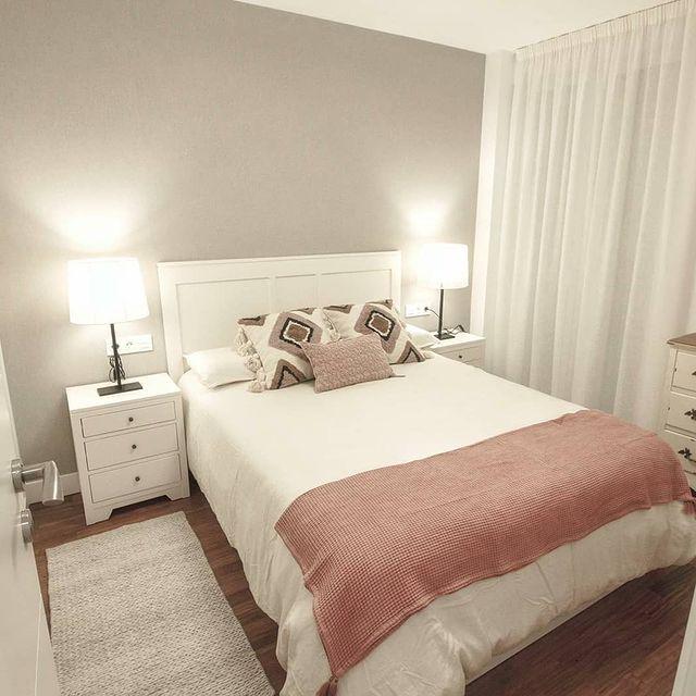 Dormitorio Bambó Blau