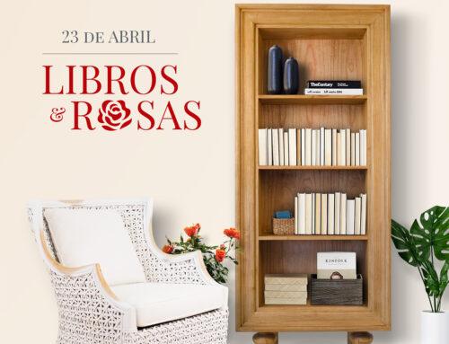 Libros y 🌹. Selección de librerías