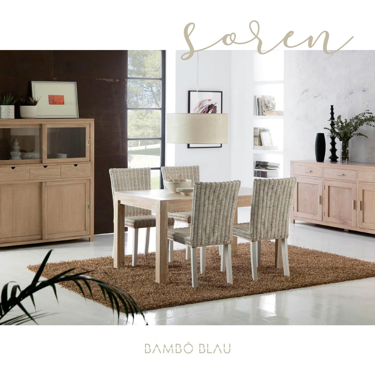 Colección Soren by Bambó Blau