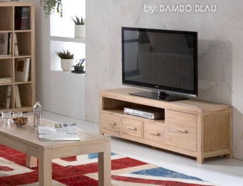 ¡No te pierdas este capítulo! Muebles TV by Bambó Blau