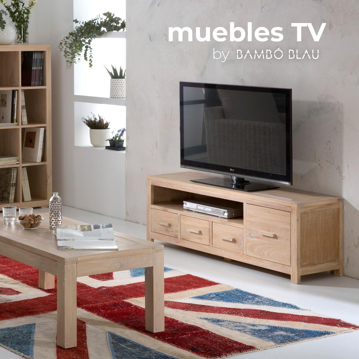 Muebles TV by Bambó Blau