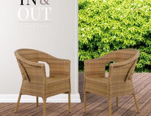 IN & OUT. Selección de sillas todoterreno