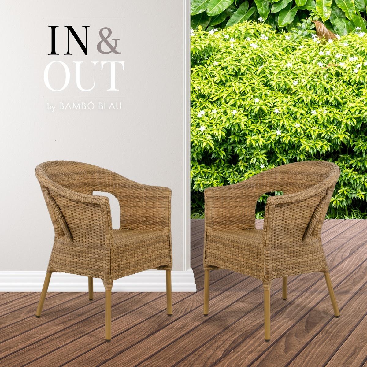 In&Out. Selección de sillas todoterreno