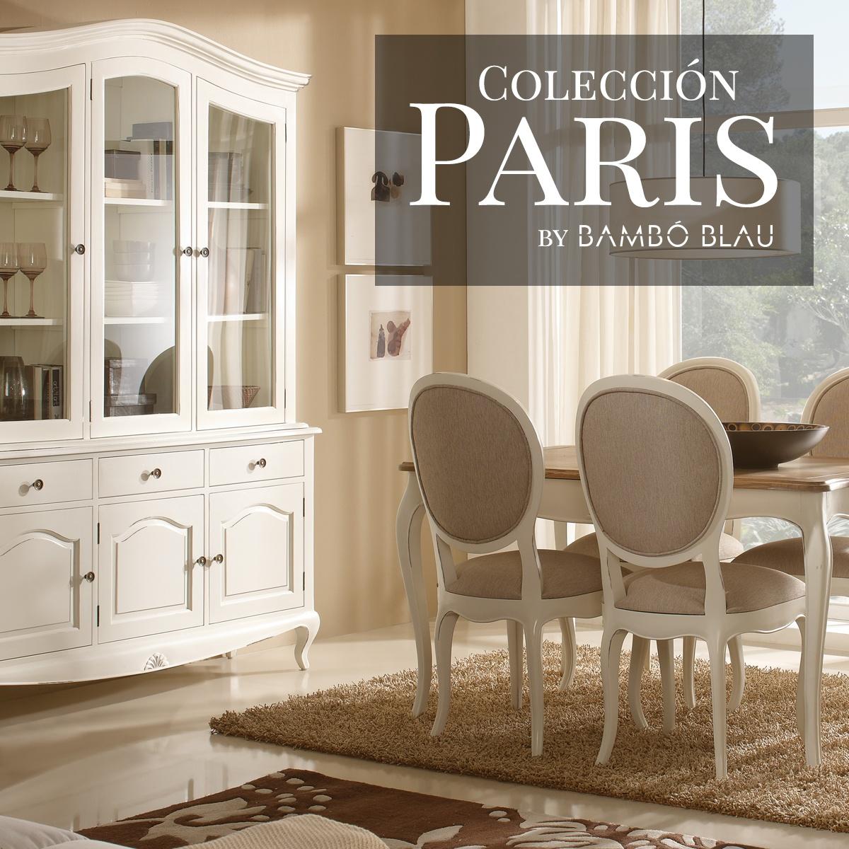 Colección París de Bambó Blau