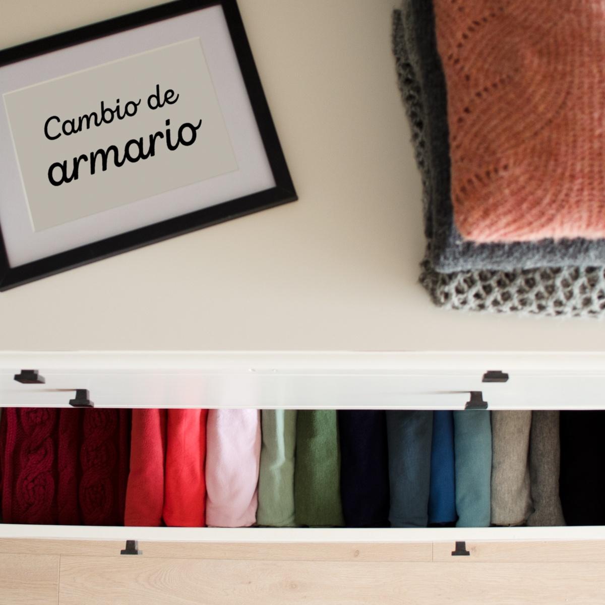 Cambio de armario by Balmbó Blau