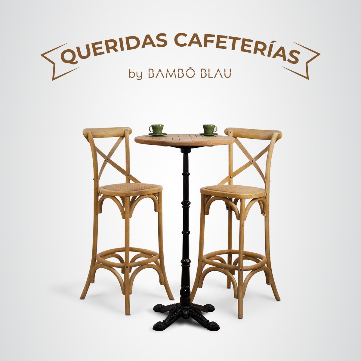Queridas cafeterías by Bambó Blau